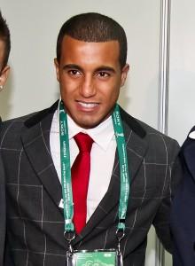 Lucas Moura a signé au PSG.