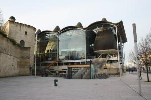 Le Tribunal de Grande Instance de Bordeaux où officie le juge Gentil (Photo: GFreihalter - Licence CC)