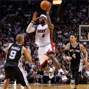 Les Spurs de San Antonio sont champions NBA 2014