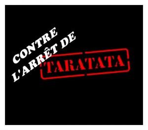 Logo de la pétition contre l'arrêt de Taratata ( Tdahweb - Licence CC)