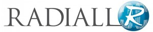 Le logo de Radiall, dirigée par P. Gattaz