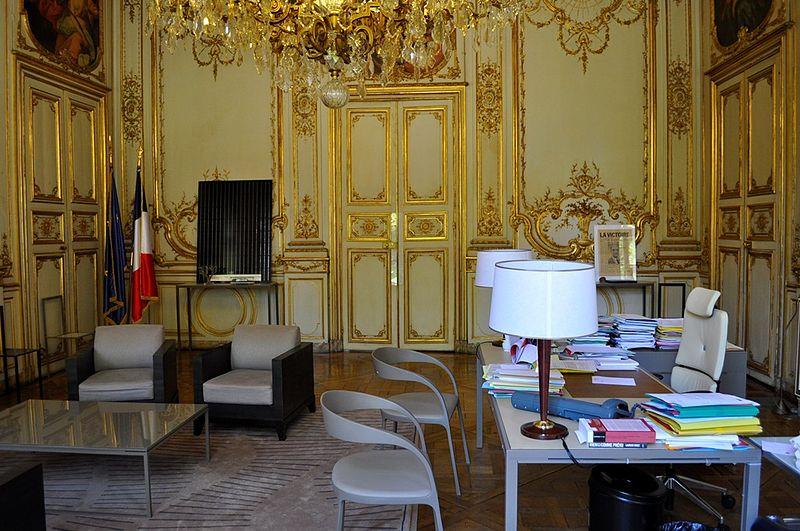 Hôtel_de_Roquelaure,_bureau