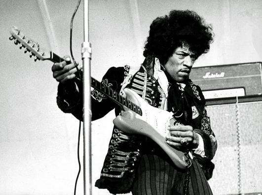 Jimi Hendrix - CC