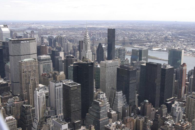 New York City Skyline - CC Shmuel Spiegelman