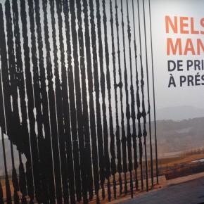 Hommage de Paris à Nelson Mandela