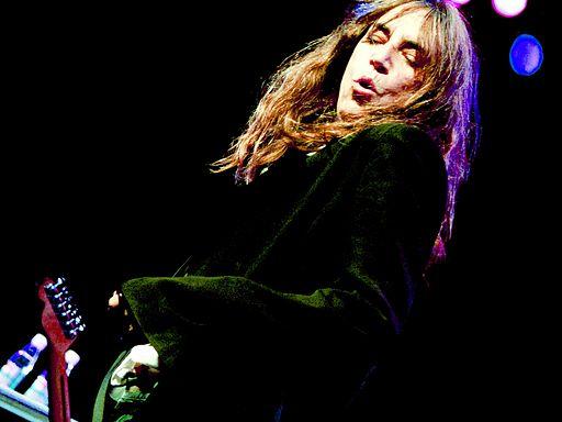 Patti Smith au TIM Festival de Rio de Janeiro (2006) - CC Daigo Oliva