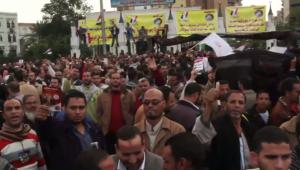 Des électeurs pro-Morsi en décembre 2012.
