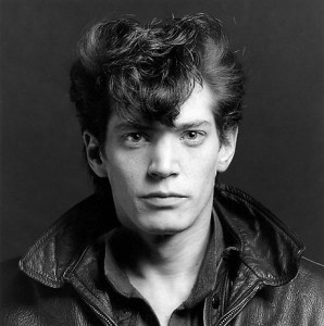 Autoportrait de Robert Mapplethorpe