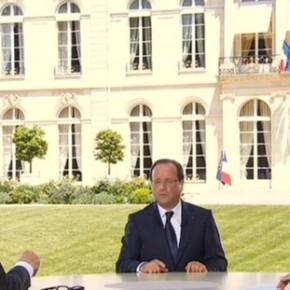Interview de François Hollande : Une volonté d'optimisme mais pas de grandes annonces