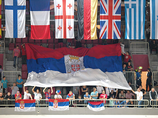 Eurobasket - CC/ Petar Milosevic