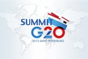 Logo G20 Russie 2013