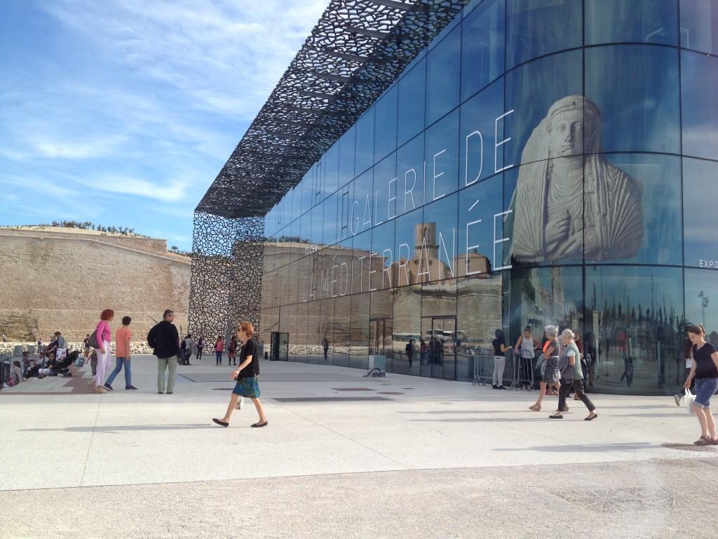Le bâtiment principal s'étend sur une superficie de 15 000 m².Crédit : Barbara Tornambé