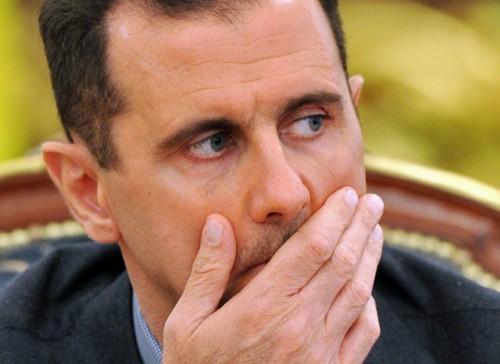 Le-pr-sident-Bachar-el-Assad-