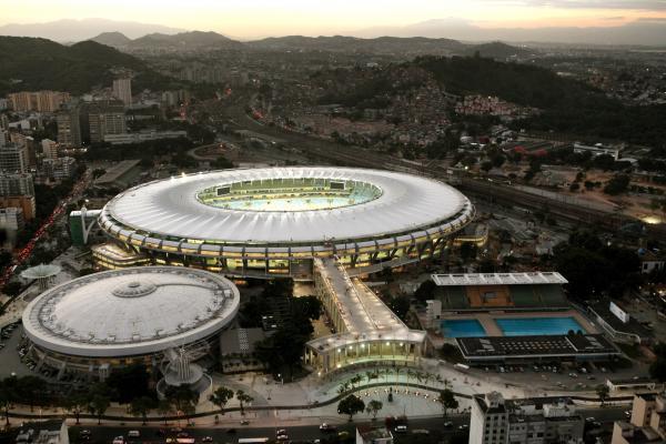 Seuls trois stades sont pour l'heure prêts (Photo Erica Ramalho/Portal da Copa - Licence CC)