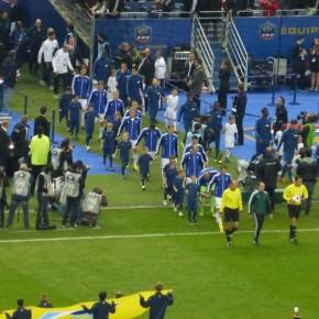 France - Finlande : une équipe de France sur les bons rails