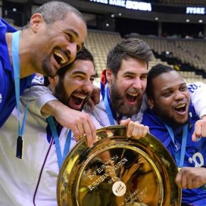 Handball : les Experts entrent dans la légende