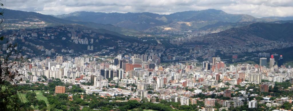 Caracas:Haut lieu des manifestations de ces 3 dernières semaine