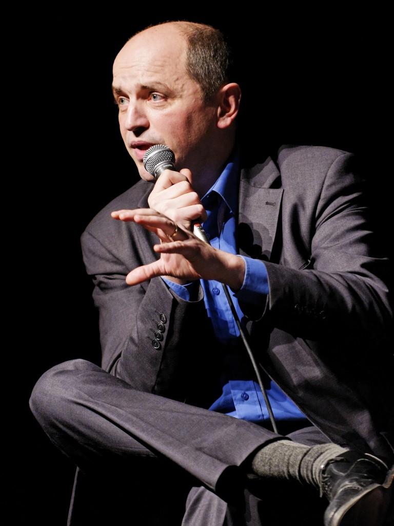 Pierre Larrouturou (Photo: Marie-Lan Nguyen / Licence CC)