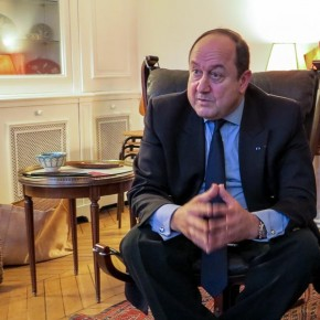 Bernard Squarcini livre sa vision du renseignement français