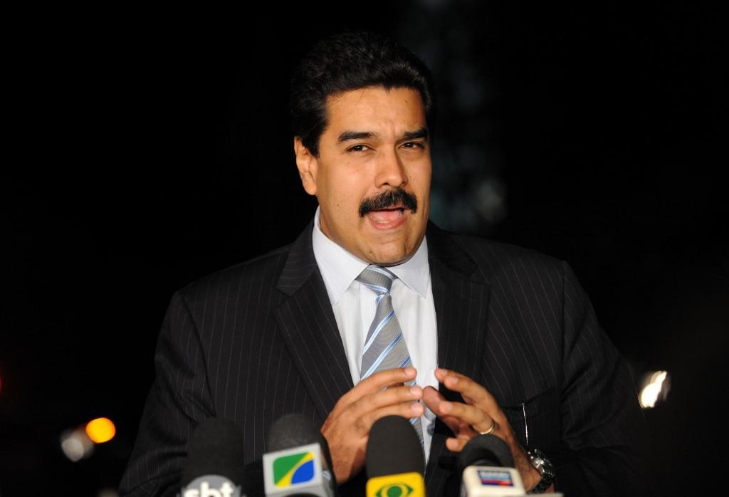 Nicolas Maduro au pouvoir depuis 11 mois au Venezuela.
