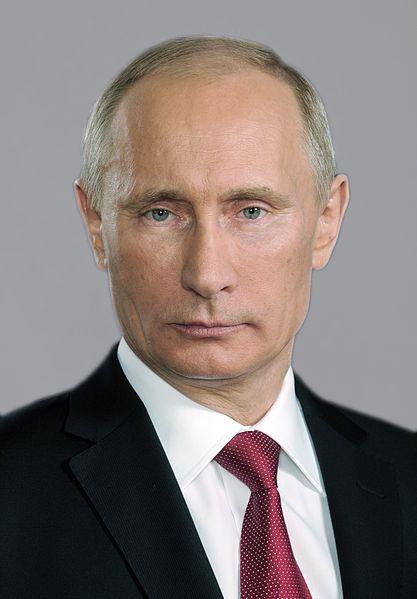 Vladimir Poutine ne semble pas redouter les sanctions dont le menacent les pays occidentaux. (Photo: Kremlin/ Licence CC)