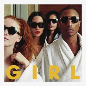G  I  R  L, l'album de la consécration pour Pharrell Williams