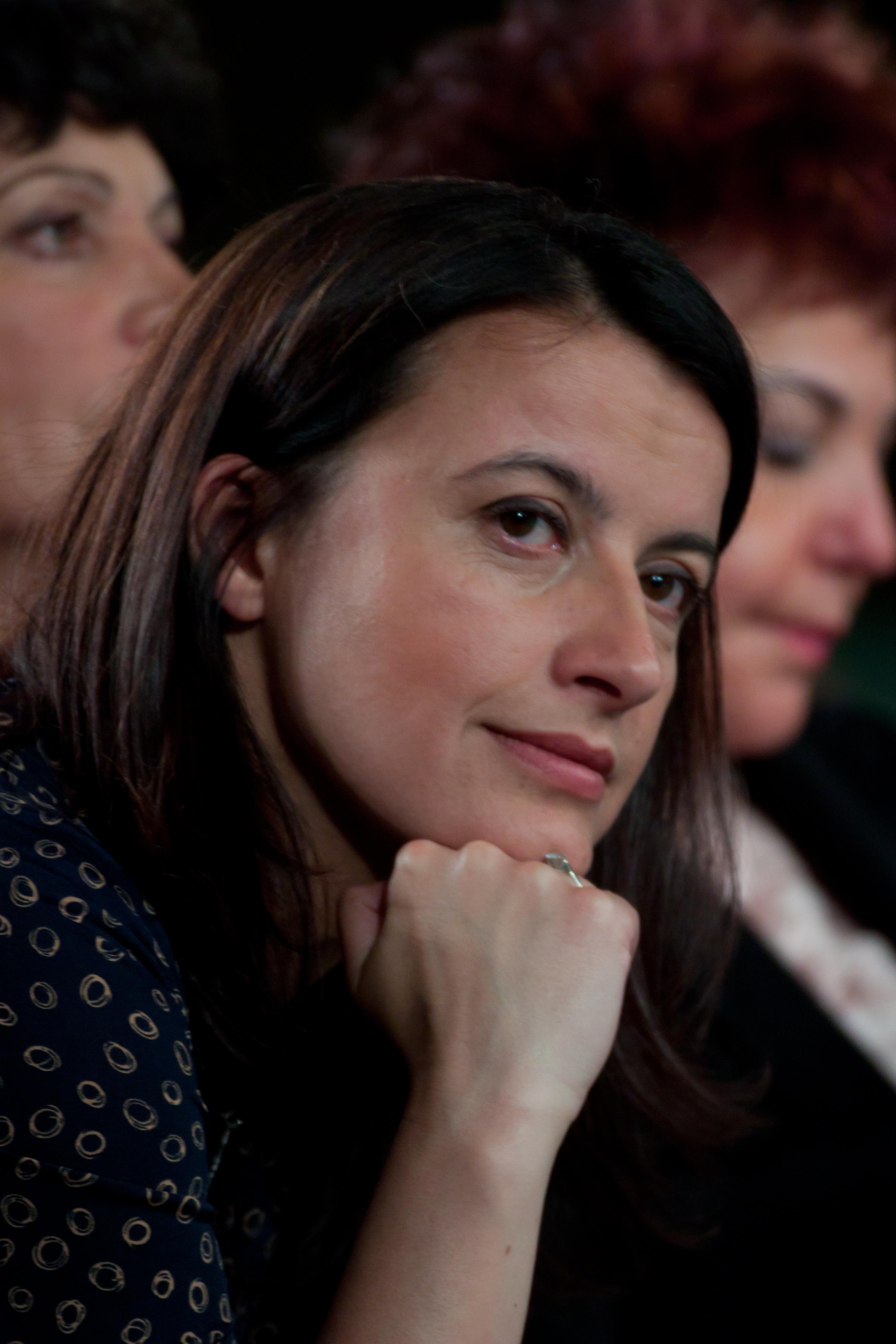 Cécile Duflot, ministre du logement - Matthieu Riegler, CC-BY