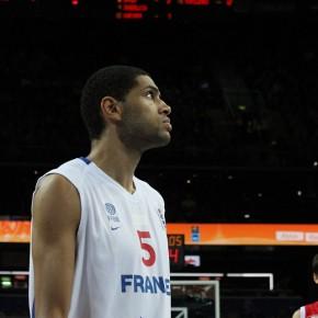Médaille de bronze pour les basketteurs français