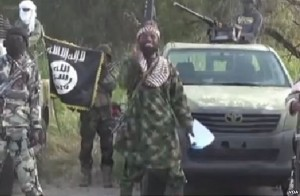 Abubakar Shekau, chef du groupe Boko Haram