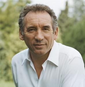 François Bayrou, président du MoDem et maire de PauPhoto d'Antonin Borgeaud