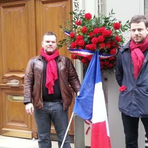 Le 8 mai au Parti de Gauche : se souvenir de ceux qui résistèrent