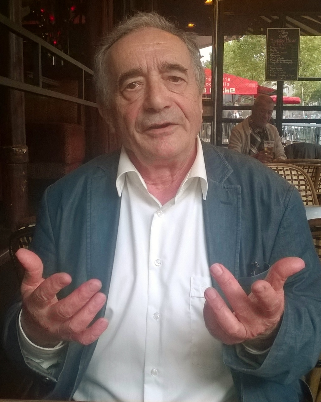 Gérard Privat  ( Image © D.B. / ParlonsInfo )