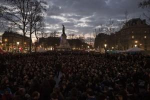 Credit: Facebook Nuit Debout