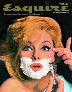 Virnal Lisi, couverture du magazine Esquire, Mars 1965, Licence CC