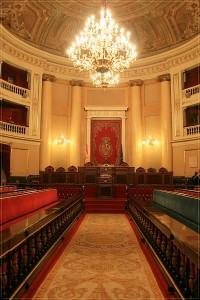 Sénat espagnol, par Miguel Angel  Garcia, Licence CC