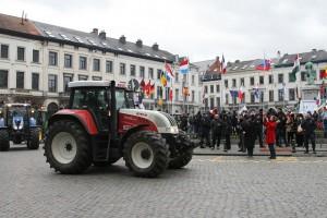 Manifestation au Parlement Européen contre la fin des quotas - par greensefa (Flickr)