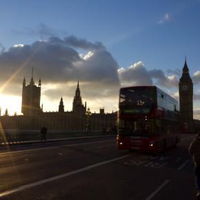 La campagne électorale française vue de Londres