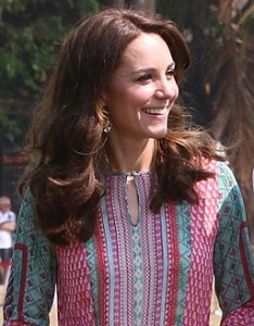 Kate Middleton attend son troisième enfant (source : WikiCommons)