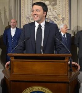 Matteo Renzi - Crédits : Presidenza della Repubblica (Wikimédia Commons)