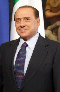 Silvio Berlusconi - Crédits : Gobierno de España (Wikimédia Commons)