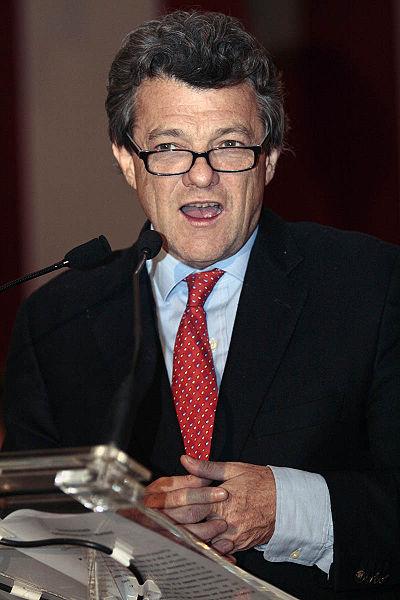 Jean Louis Borloo - Licence CC, Benjamin Lemaire (Wikimedia Commons)