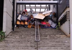 À Toulouse, l'université avait déjà été bloquée pendant plusieurs semaines en 2014 - Crédits : Gyrostat (Wikimédia Commons)