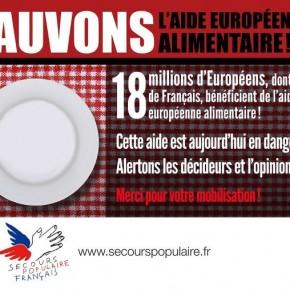 Le Secours populaire parisien anticipe une baisse de l'aide alimentaire européenne
