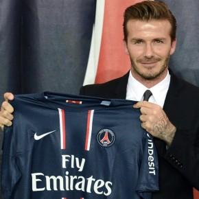 Beckham, un grand pas pour le projet du nouveau PSG