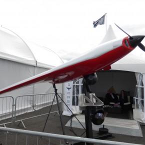 Les drones envahissent le Bourget