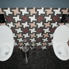 Les toilettes insolites des bars parisiens