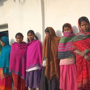 La femme indienne: un sujet sensible
