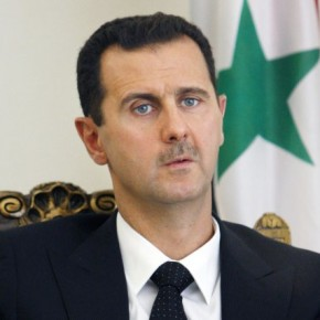 """Bachar El-Assad est le maillon faible du dispositif"""