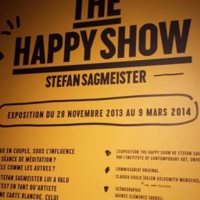 The Happy Show, du bonheur en expo