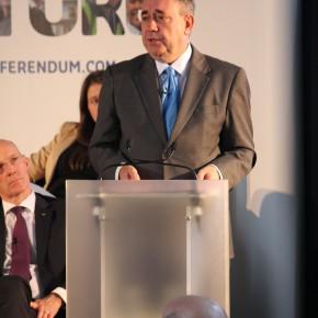 Et si le vrai vainqueur du référendum écossais était Alex Salmond?